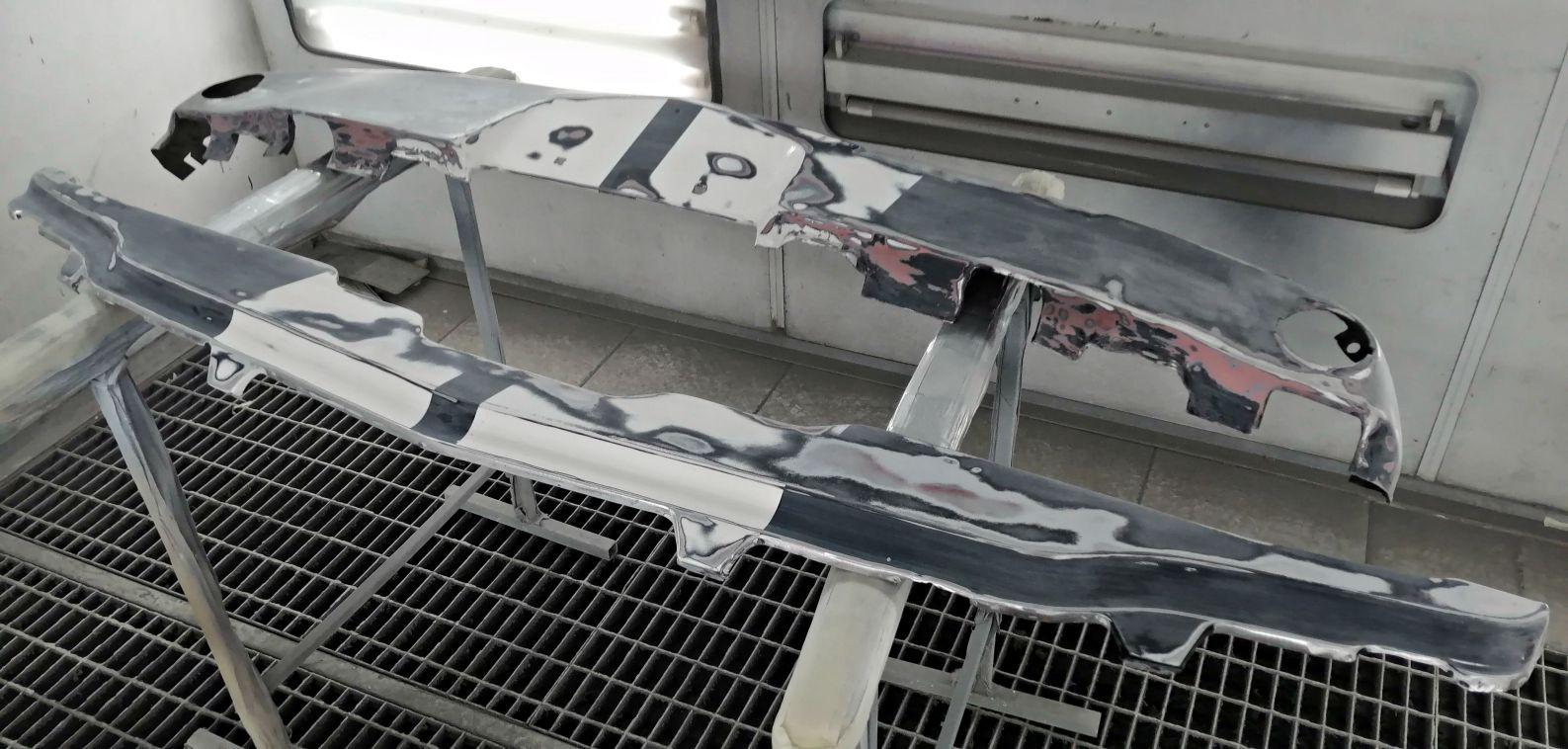 Préparation des amovibles - FORD Mustang Fastback
