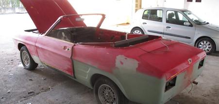 FORD Capri Crayford cab