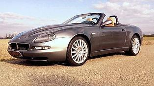 Maserati 4200 GT spyder