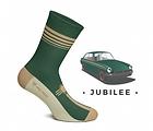 Chaussette Heel Tread MG B Jubilée vintage 76