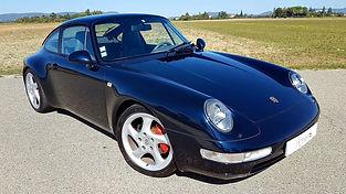 PORSCHE 911 type 993 Carrera2 vendue chez Atelier 76