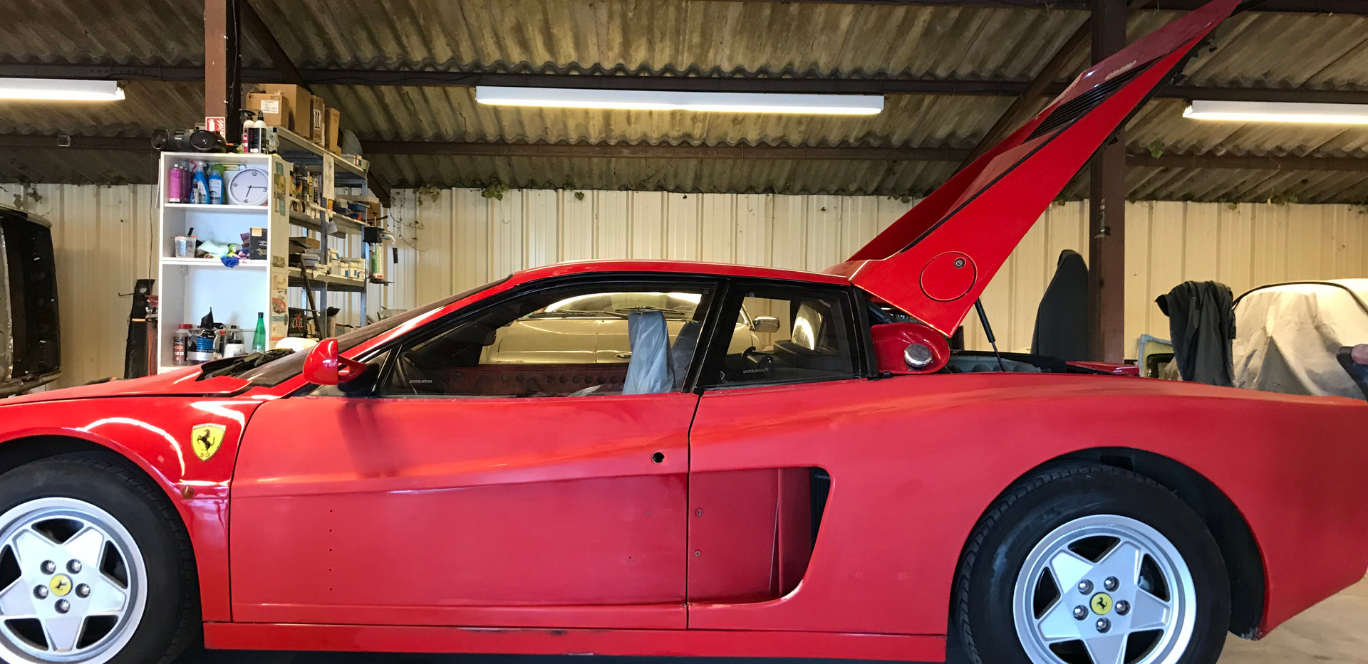 12 - Ferrari testarossa septembre-octobr
