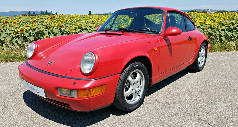 PORSCHE 911 type 964 Carrera 2