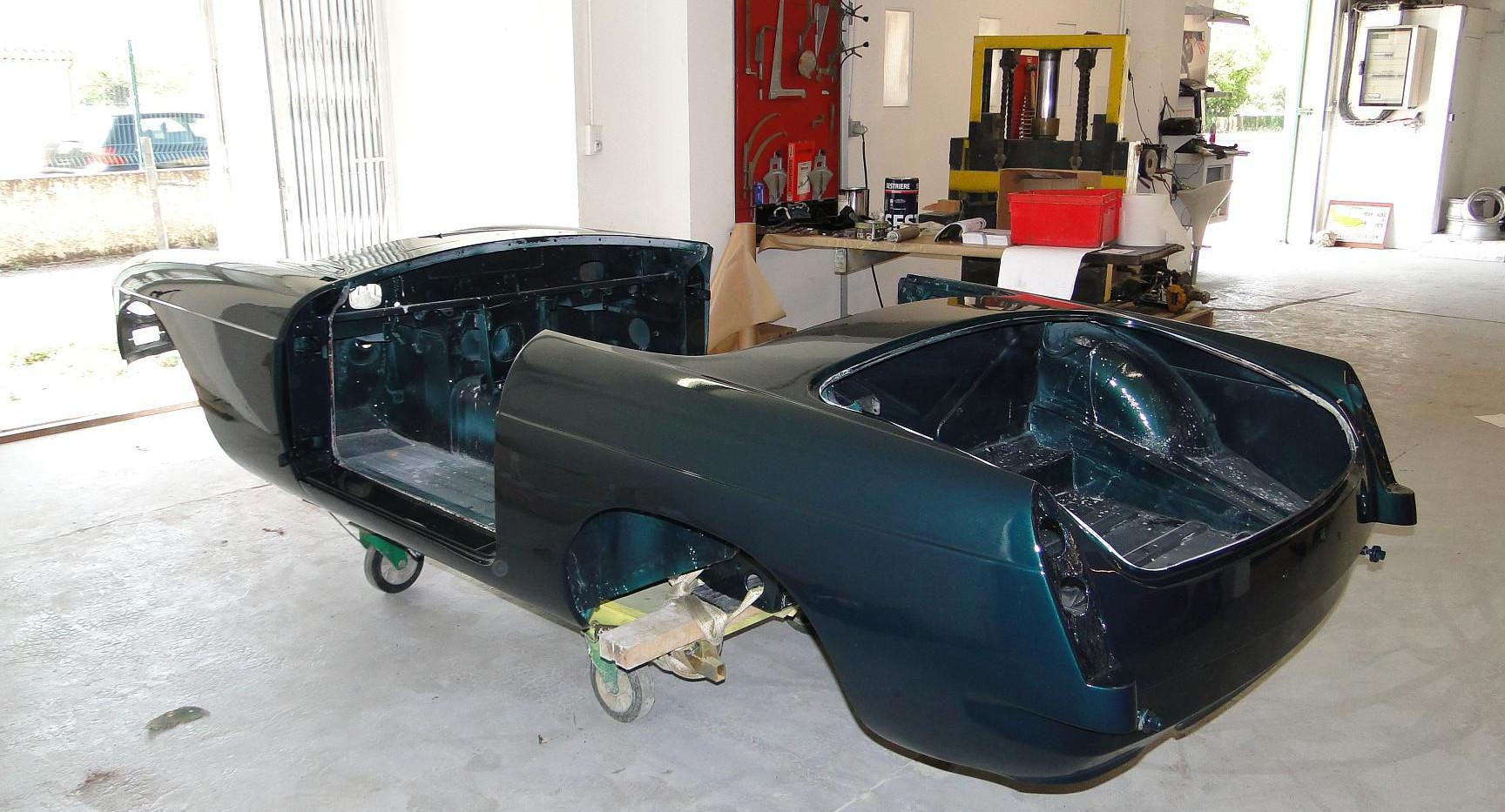 MG B Roadster 1964