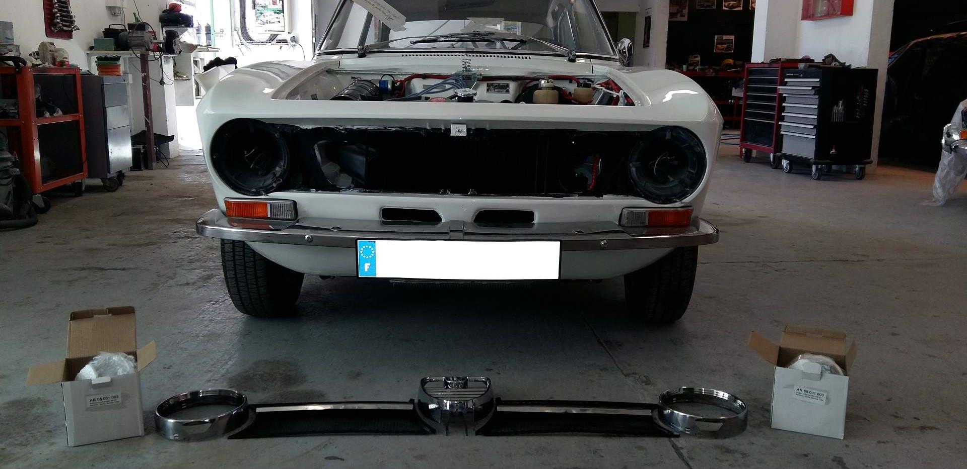 ALFA ROMEO 1300 junior Bertone