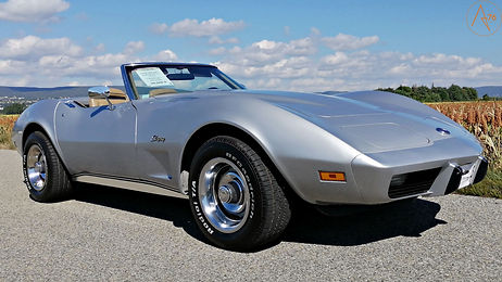 CHEVROLET Corvette C3 Stingray en vente chez Atelier 76