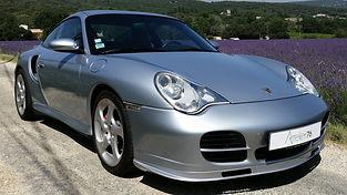 PORSCHE 911 996 turbo X50 vendue chez Atelier 76