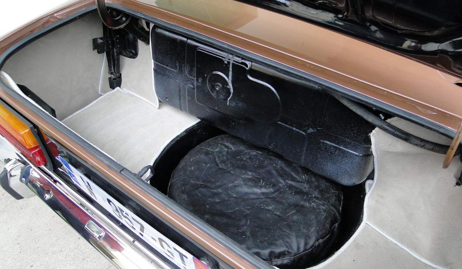 FORD Capri Crayford cabriolet