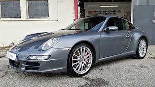 PORSCHE 911 997 4S vendue chez Atelier 76