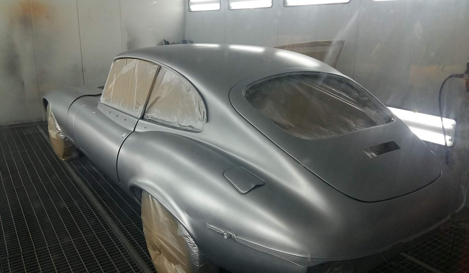 JAGUAR Type E série 3 V12