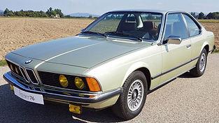 BMW 633 CSi vendue chez Atelier 76