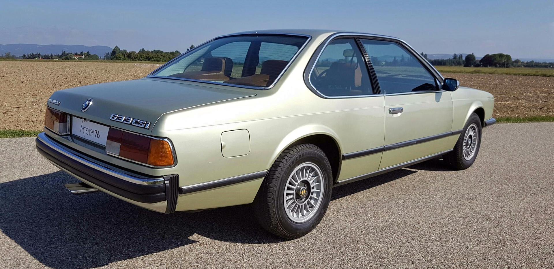 BMW 633 CSi