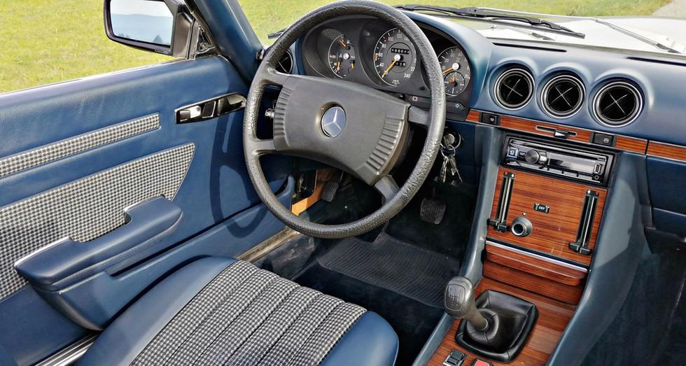 MERCEDES 280 SL R107