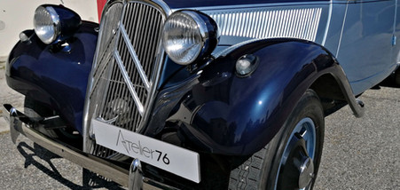 CITROËN Traction 11BL 1954
