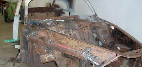 SIMCA 8 coupé sport