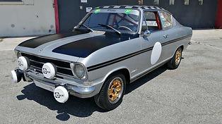 Opel Kadett B 1100SR
