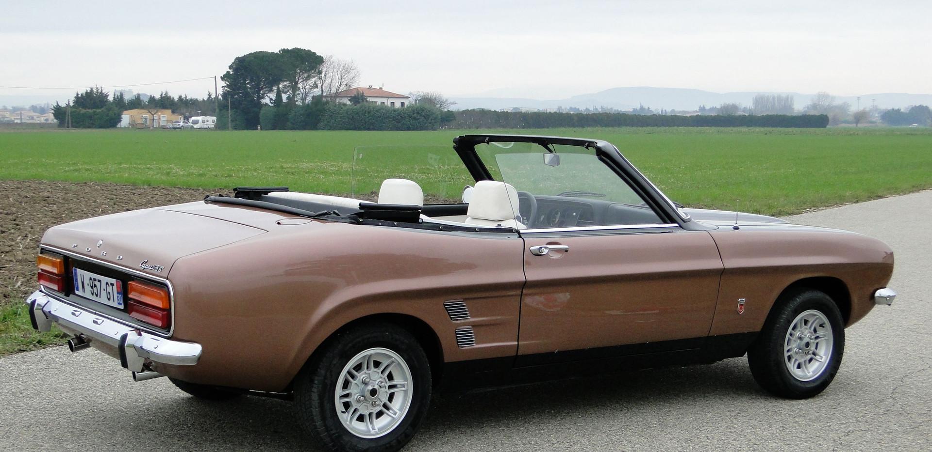 FORD Capri cabriolet