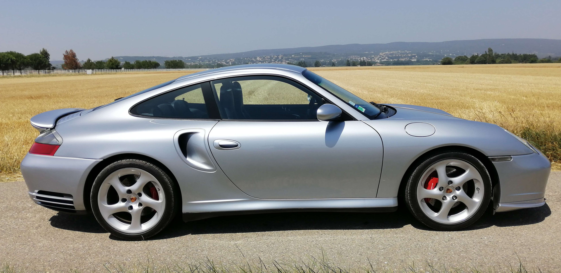 PORSCHE 911 type 996 turbo