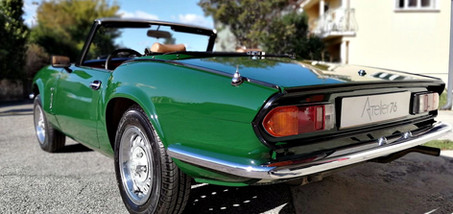 TRIUMPH Spitfire 1500 1979