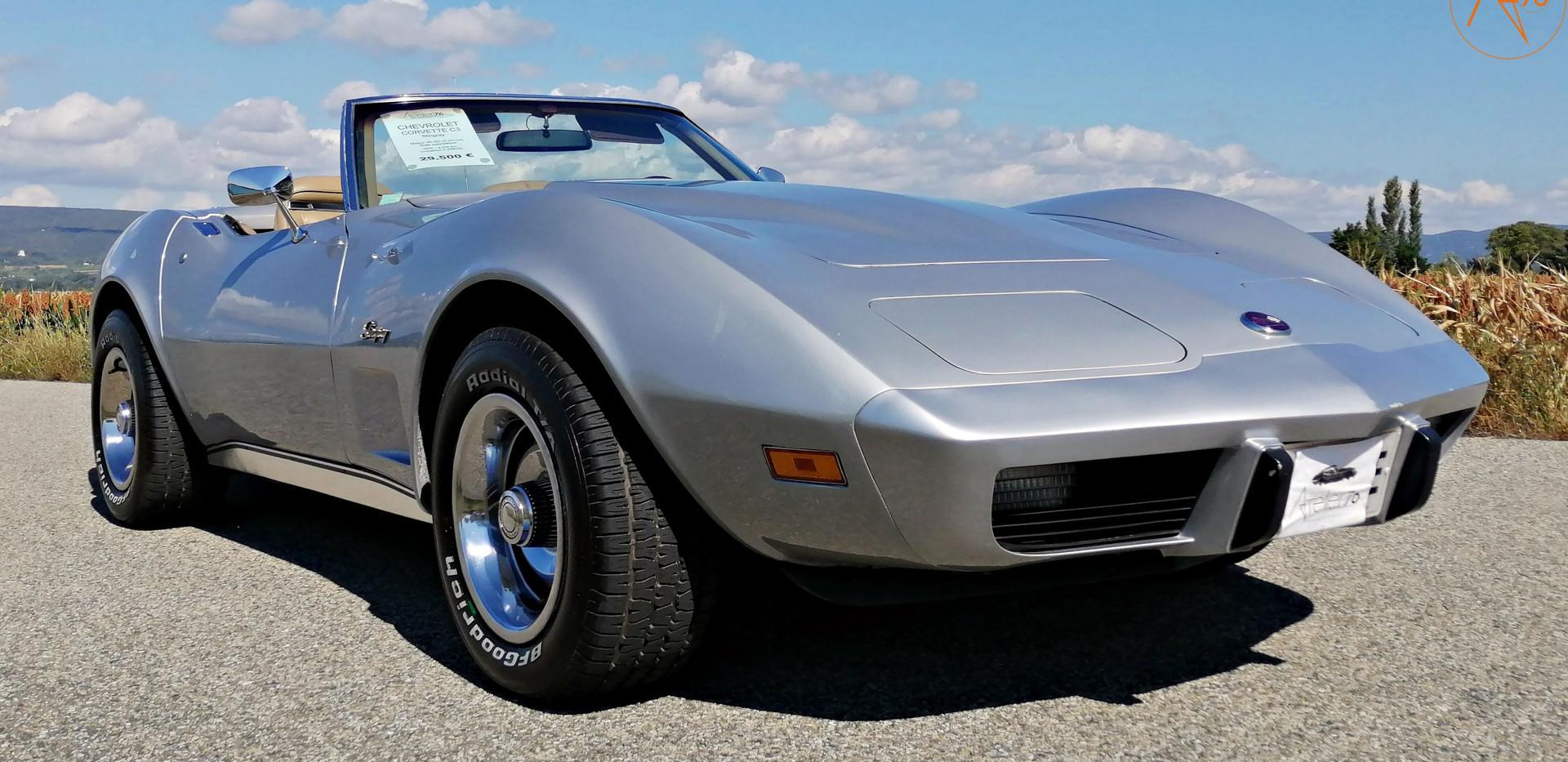 CHEVROLET Corvette C3 Stingray