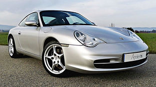 PORSCHE 911 993 Carrera 2 vendue chez Atelier 76