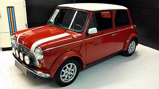 MINI 1300 Cooper vendue chez Atelier 76