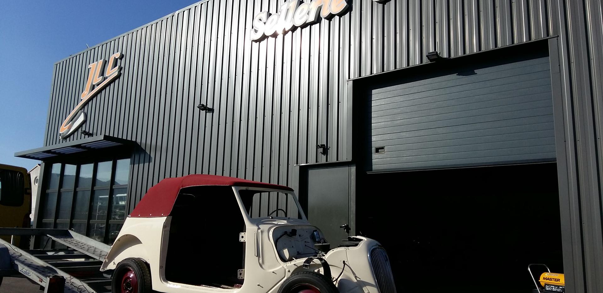 SIMCA 8 1200 cabriolet