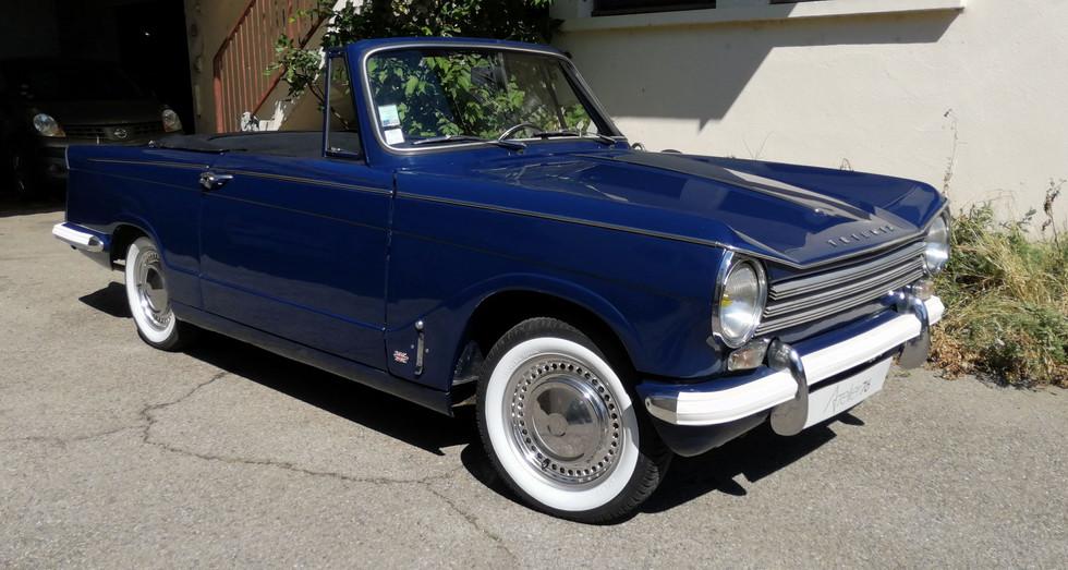 TRIUMPH Herald cabriolet