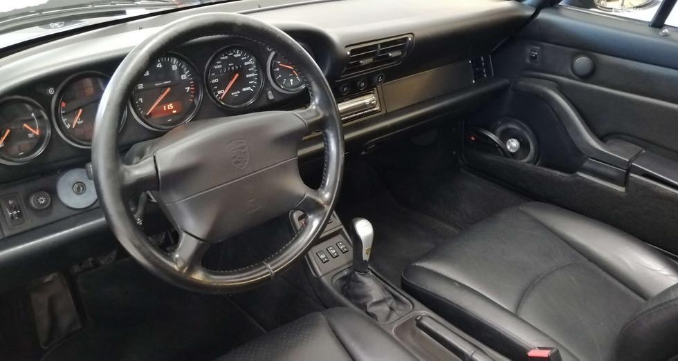 PORSCHE 911 type 993 Carrera 2