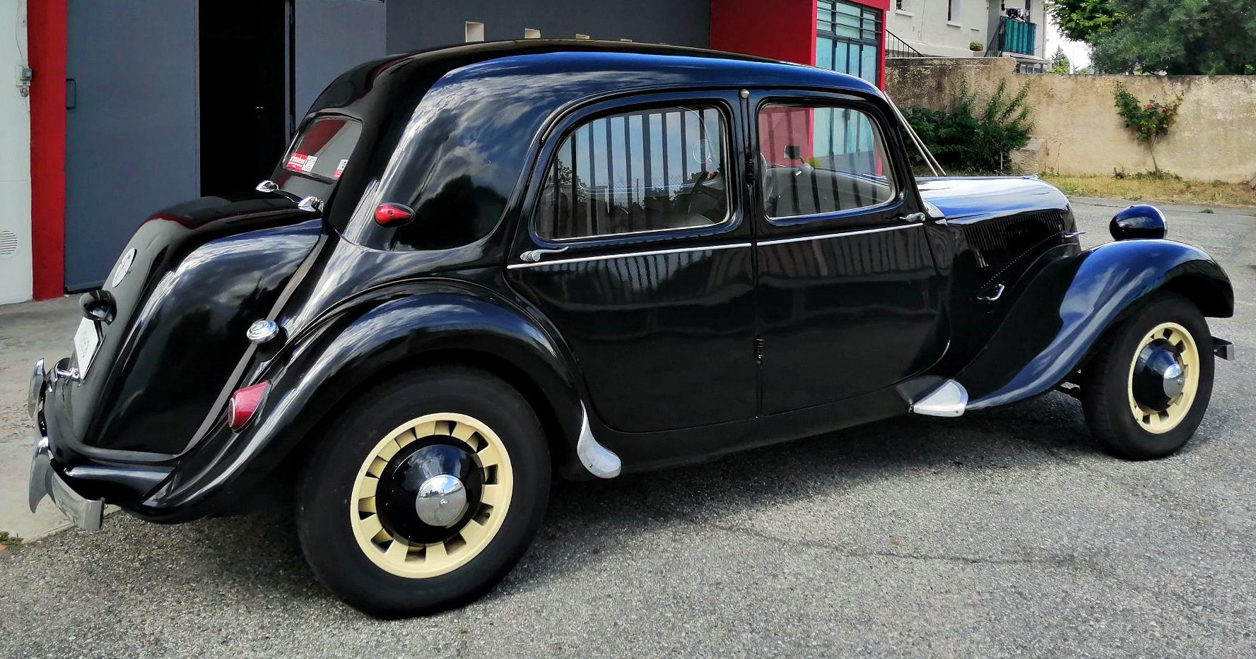 CITROËN Traction 11BL 1954