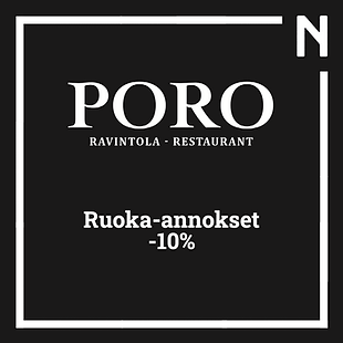 N-jäsenedut Ravintola Poro-2.png
