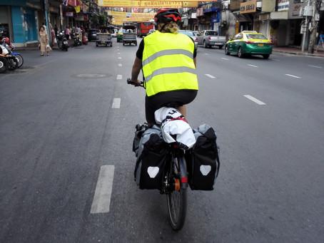 Die Tage vor unserer Abreise und Tag 1 in Bangkok