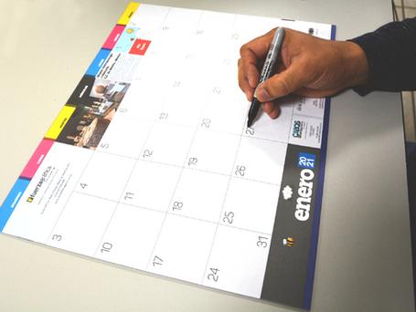 Calendario Planeador
