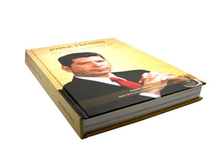 Libro con Hotmelt y cosido