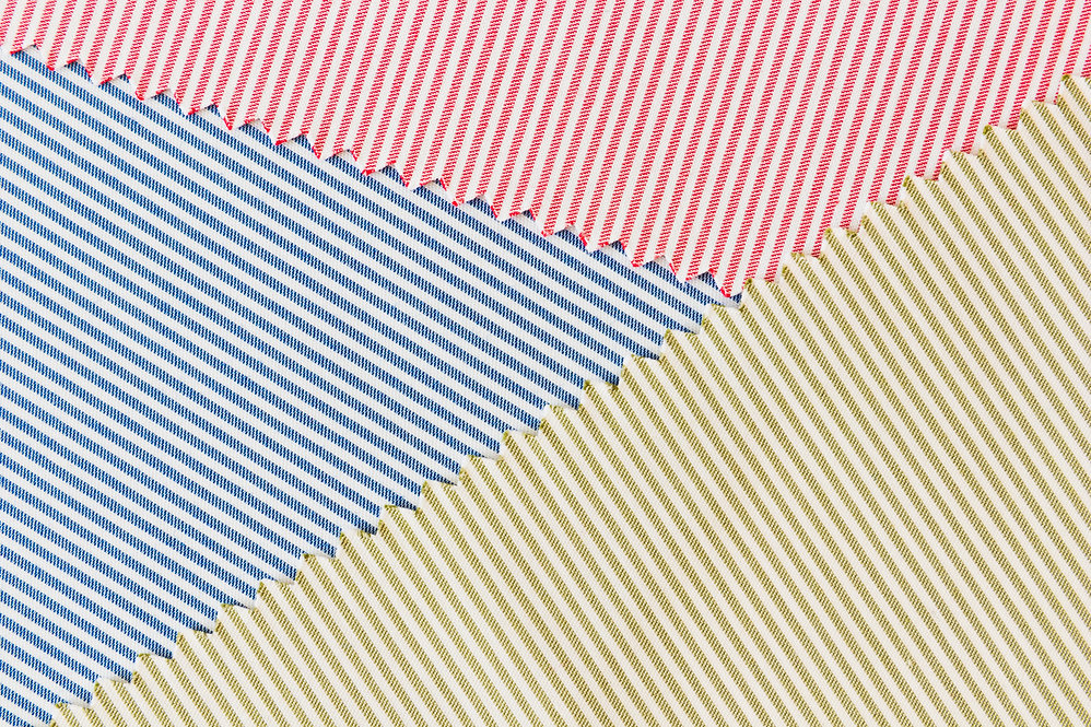 blue-red-and-green-curved-textile-fabric