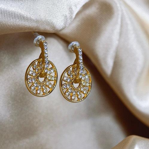 Char Earrings