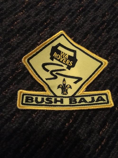 Baja Badge