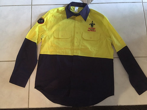 WA Rover Work Force Shirt