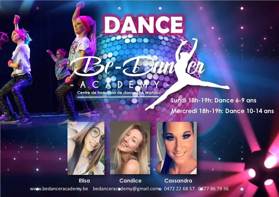 Danse moderne, dynamique et haute en énergie sur les meilleurs hit dancefloor - Puissance visuelle et techniques de déplacements chorégraphiques