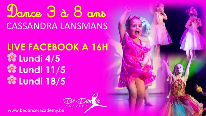 DANCE 3 à 8 ans