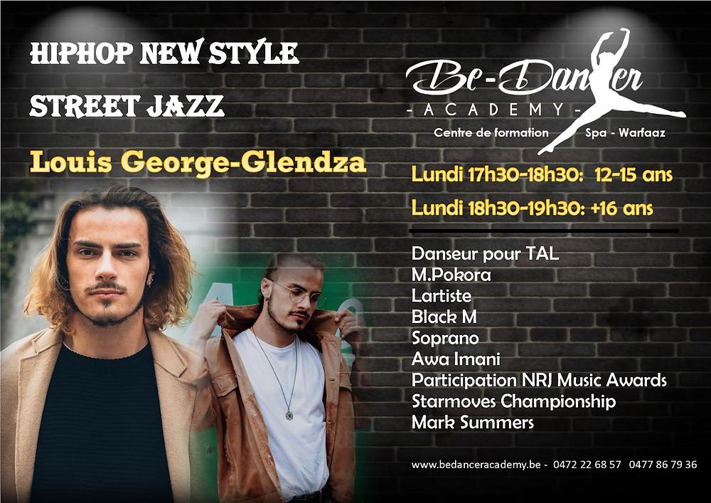 Hip-Hop new style et street jazz