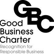 good business charter logo and strapline