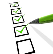 Check off the Boxes of a Thorough Home Inspection