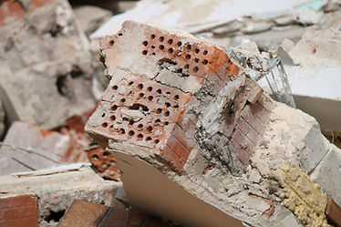 construction rubbish