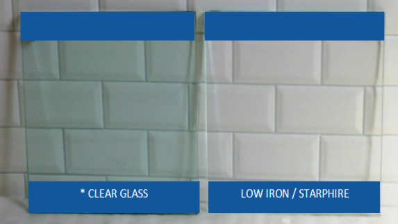 The Difference Between Clear and Ultra Clear Glass