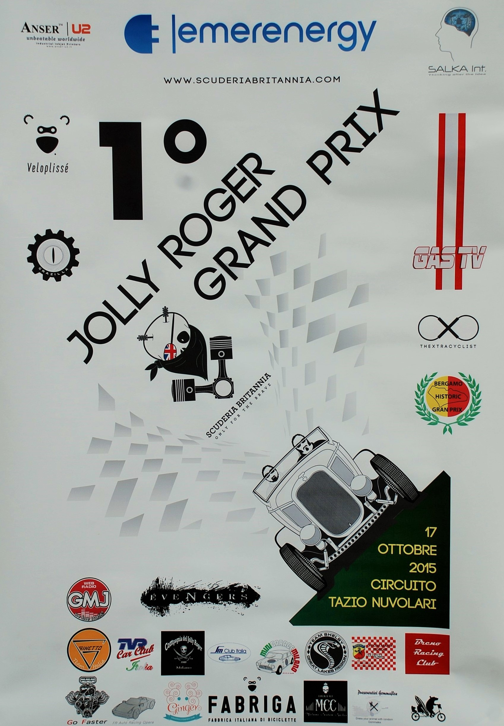 1° Jolly Roger GP