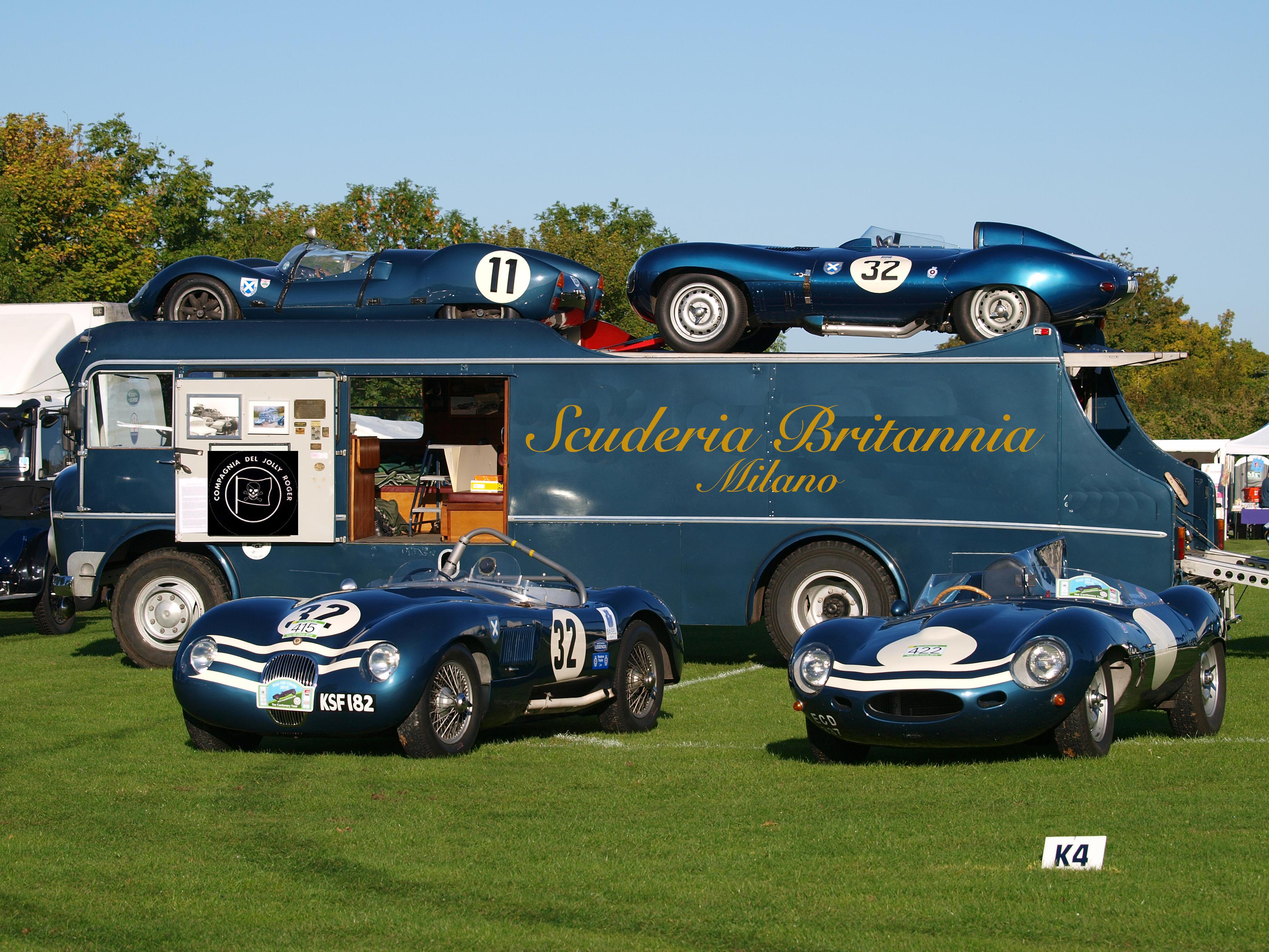 Scuderia Britanni Camion