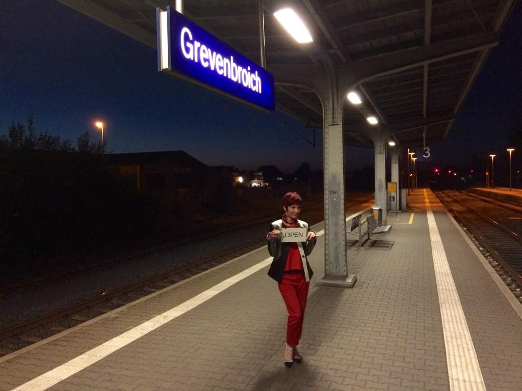 KAMILLESK @ railway Grevenbroich