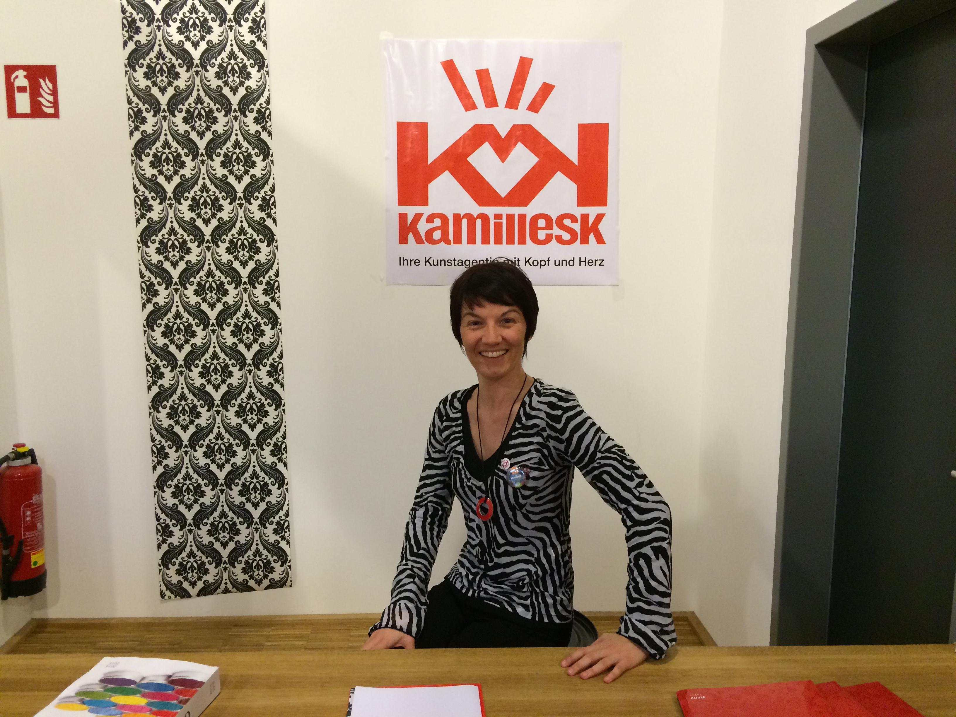 "KAMILLESK ""in action"""