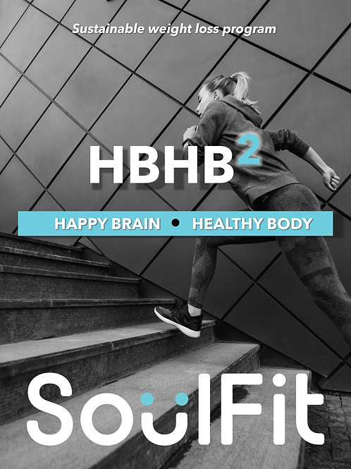 Happy Brain - Healthy Body 3-Month Weight Loss Program